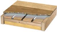 Gulvvarme beton eller varmefordelingsplader